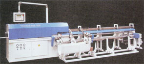 mesin pemotong kawat (straightening cutting machine)