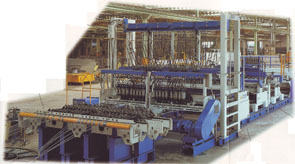 mesin welding (wire mesh welding machine)